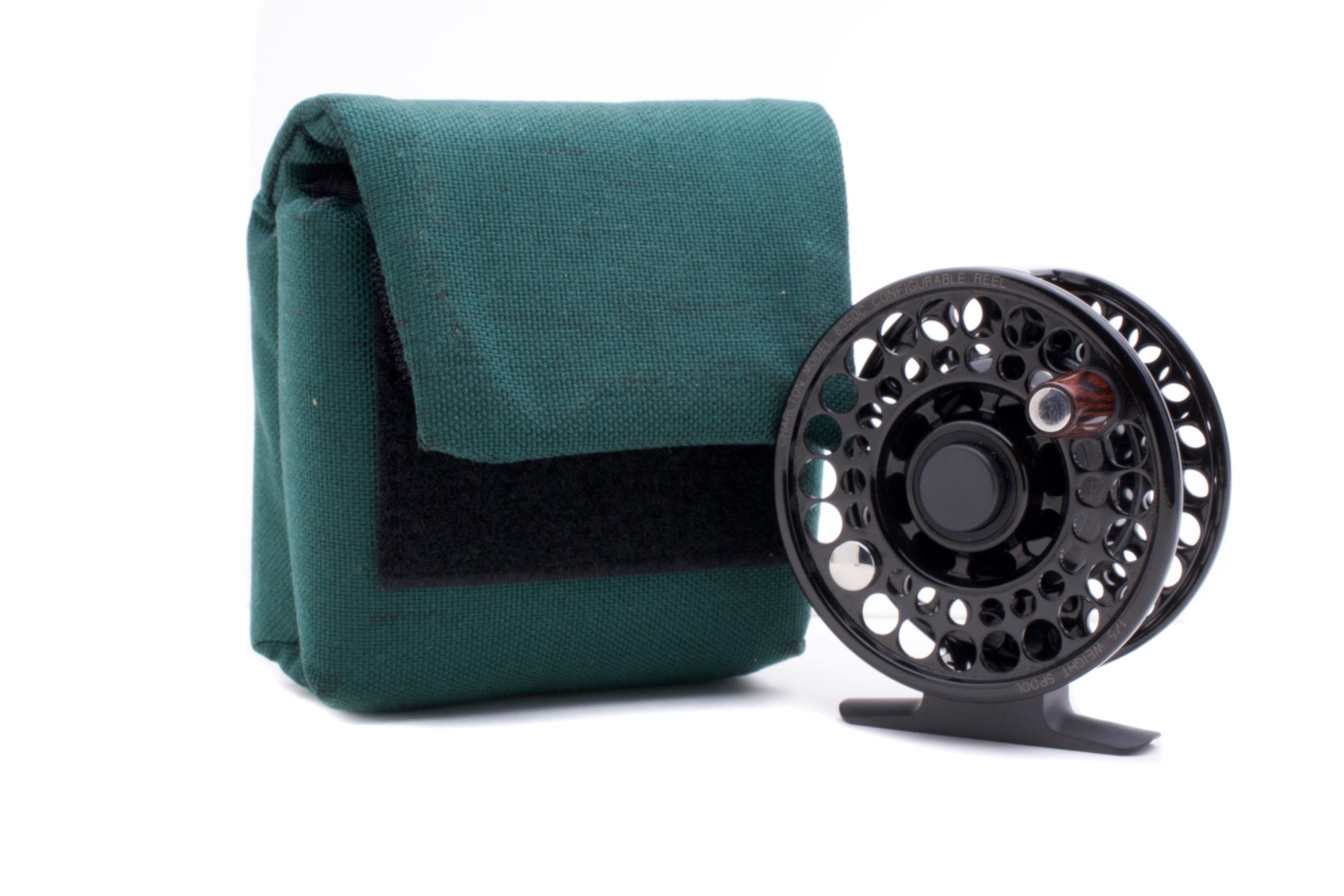 Charlton 8350C Fly Reel with 1/5 Spool