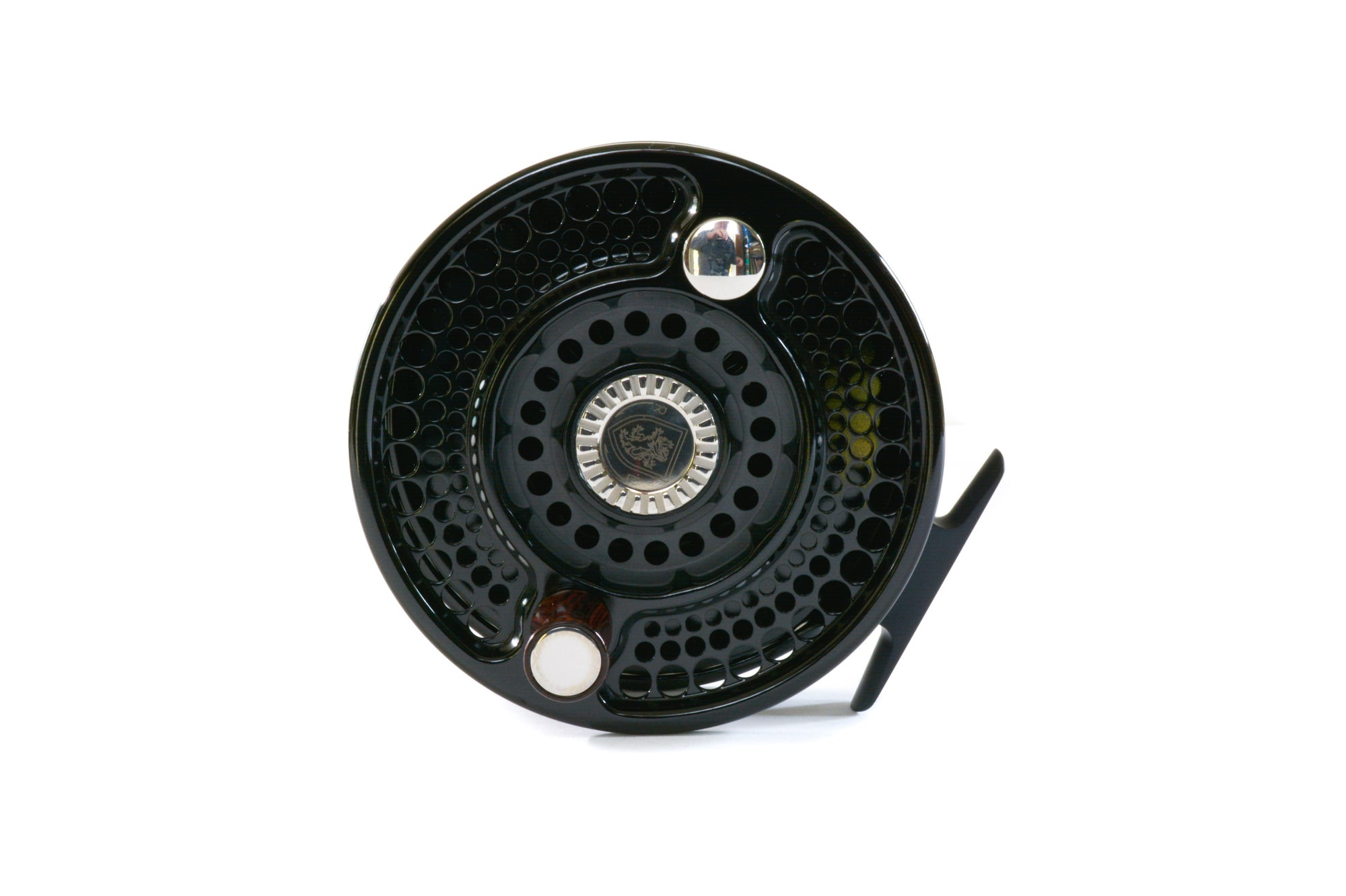 Charlton 8550C Fly Reel w/Tarpon Spool