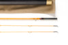 "Chris Raine (Dunsmuir Rod Co) Quad Fly Rod 8'3"" 2/2 #5"