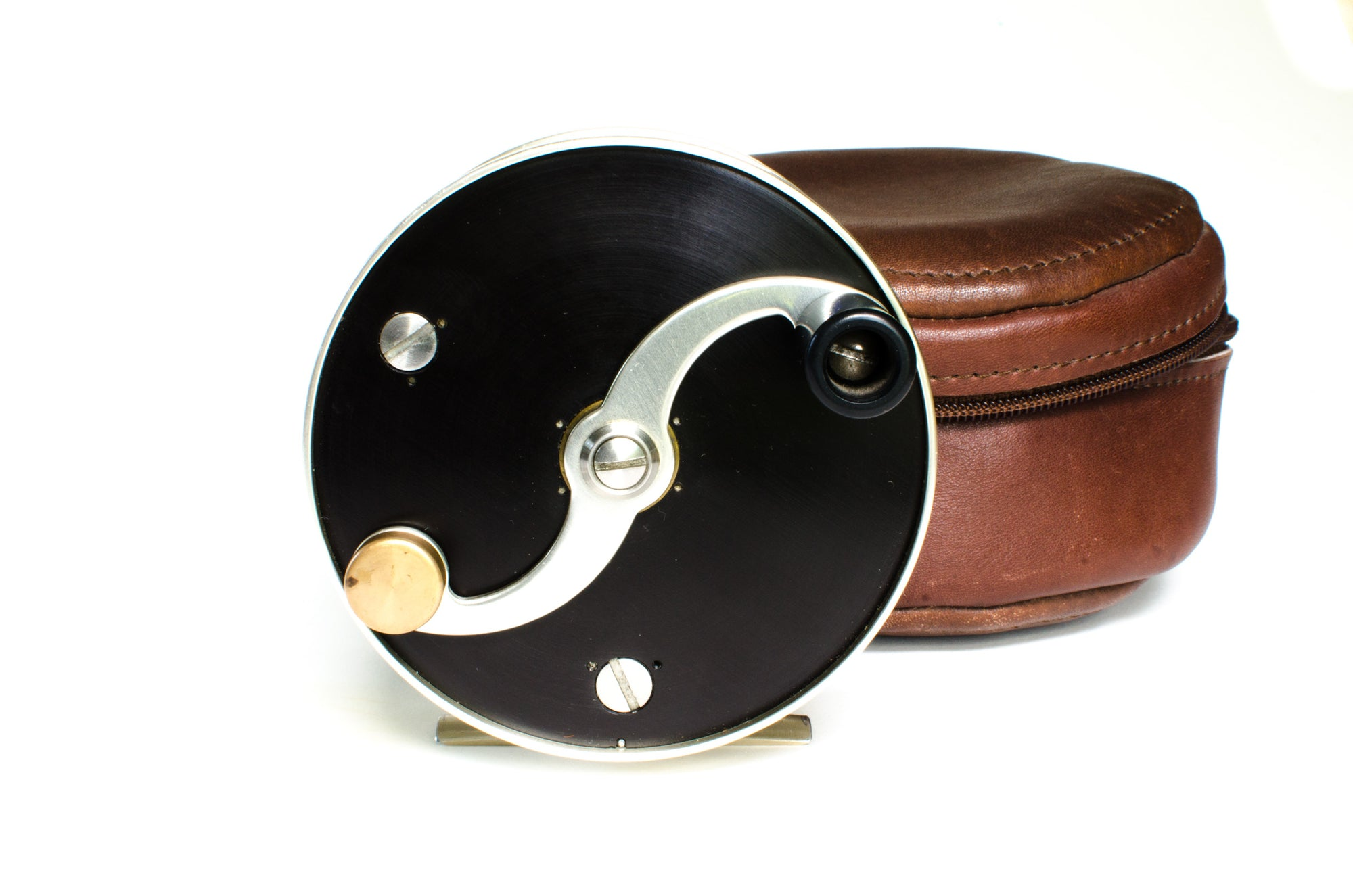 DL Robichaud Fly Reel 4""