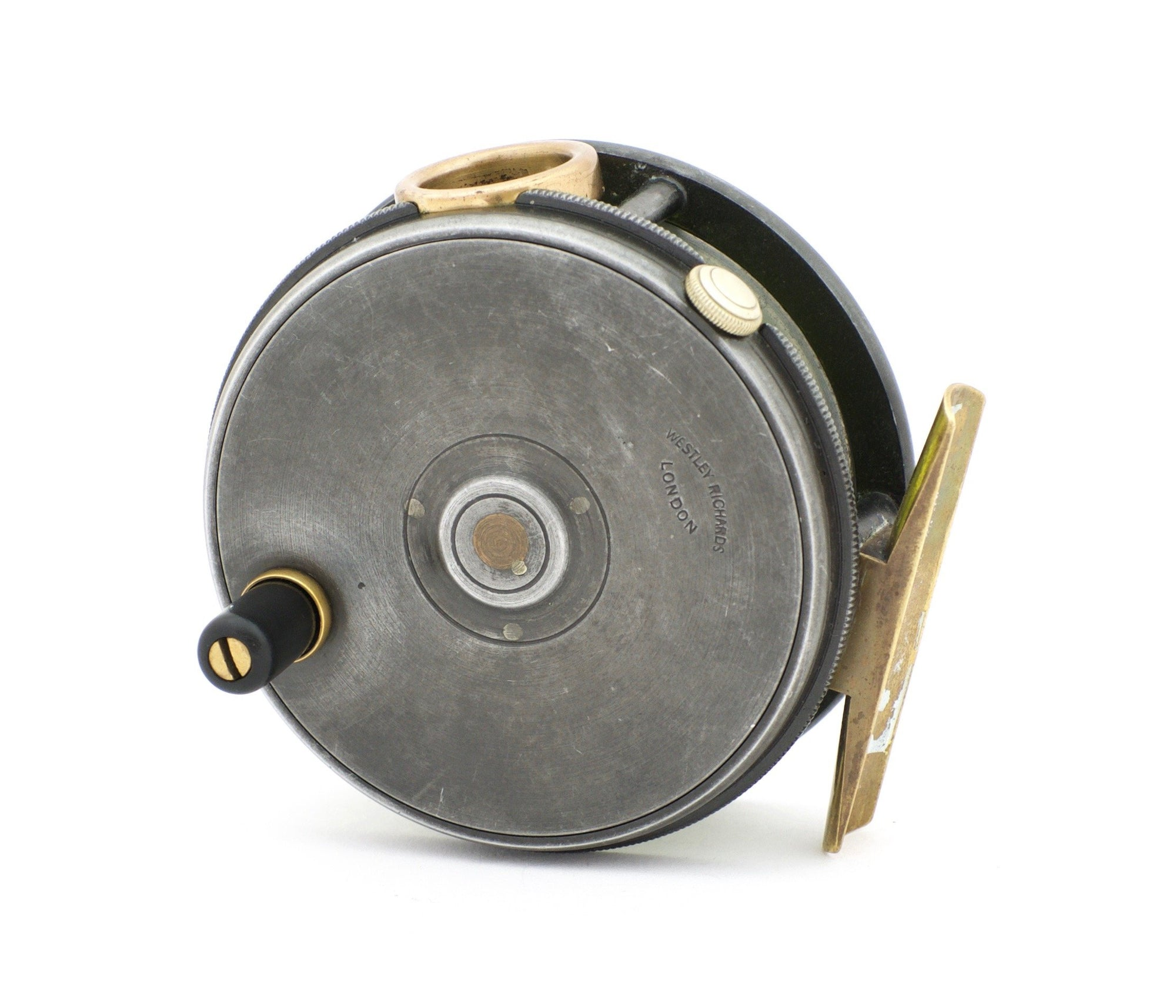 "Dingley Fly Reel 3 1/2"" Perfect-Style LHW!"