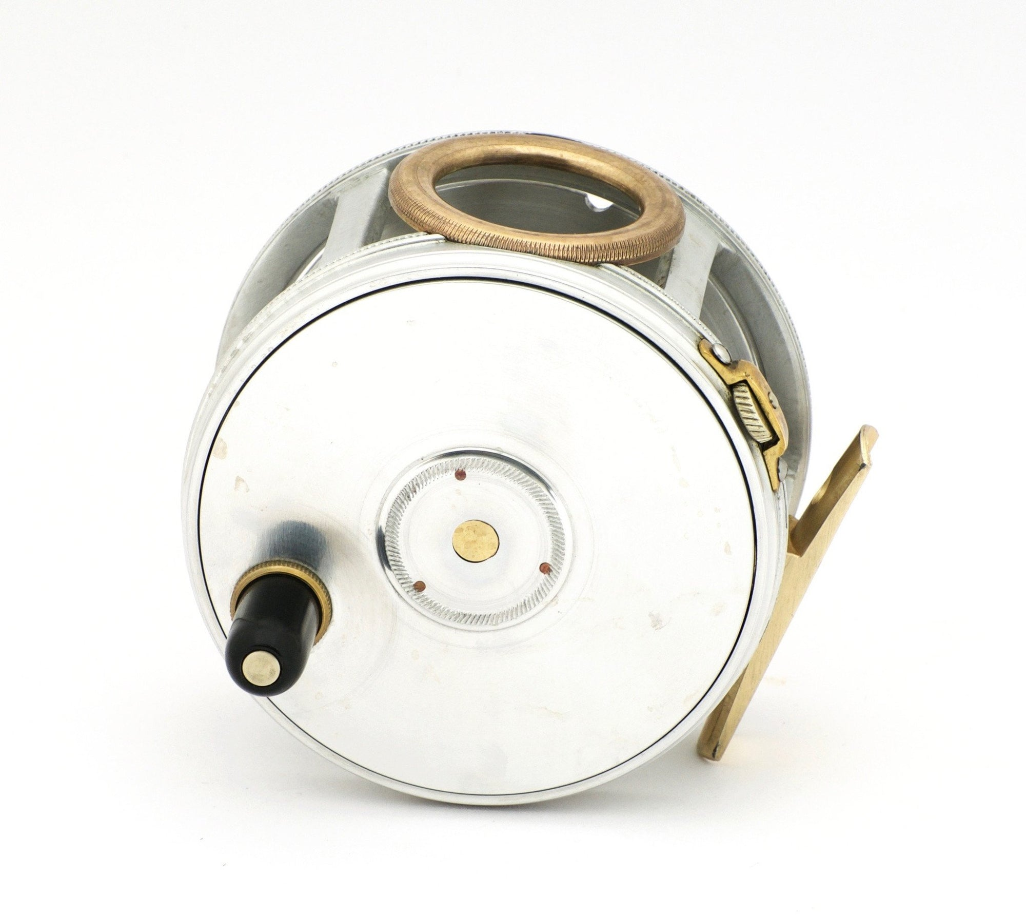 "Henshaw, Chris - 3 3/4"" 1912 Perfect Fly Reel"