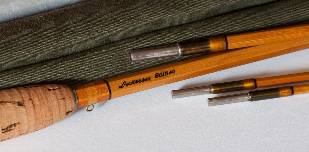 Lyle Dickerson -- Model 801510 Bamboo Rod