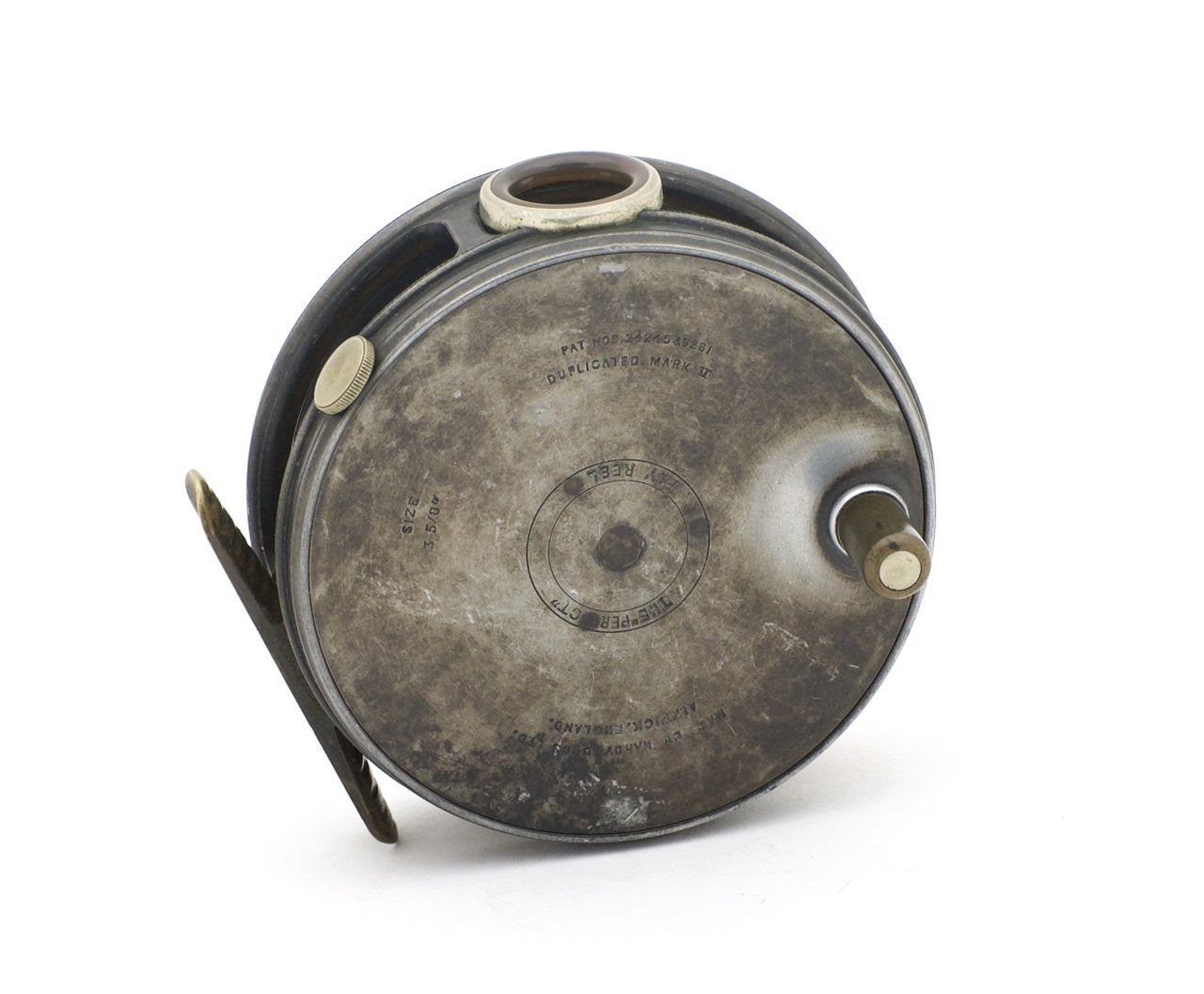 "Hardy Perfect 3 5/8"" Fly Reel"