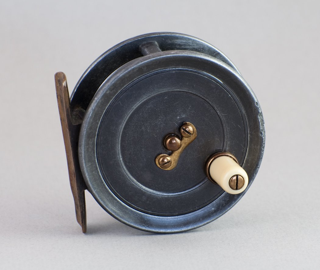 "Dingley Fly Reel 2 3/4"" - Telephone Latch - Westley Richards"