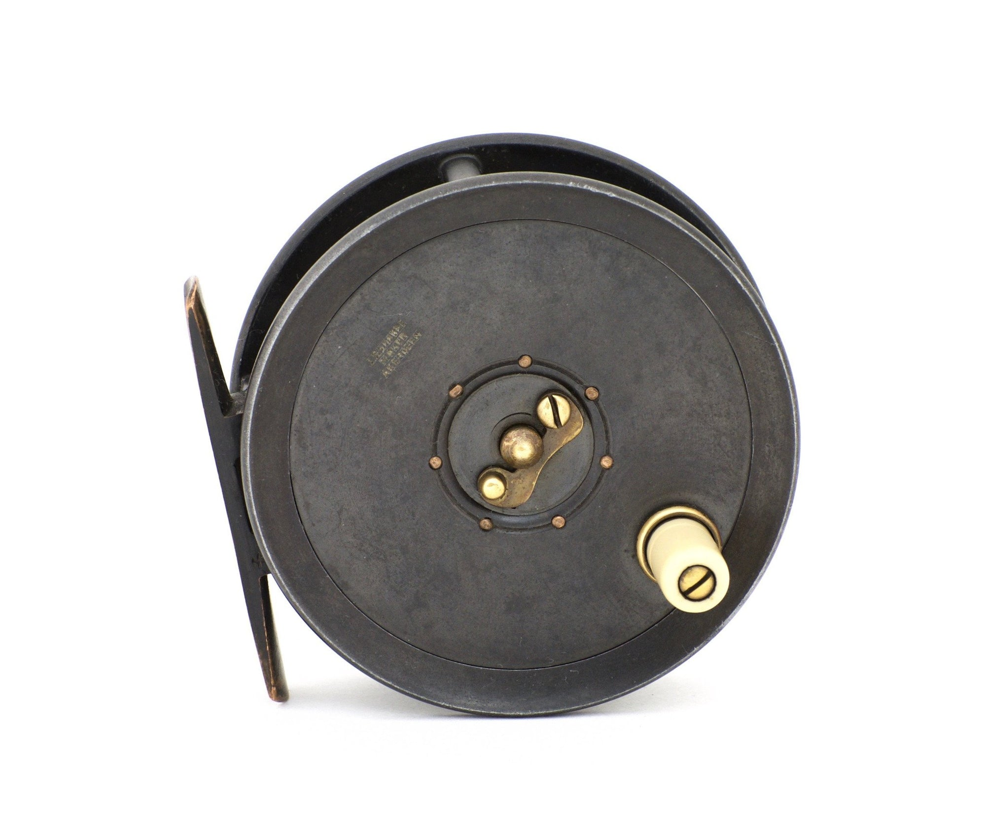 "Dingley 3 1/4"" Caged Spool Fly Reel"