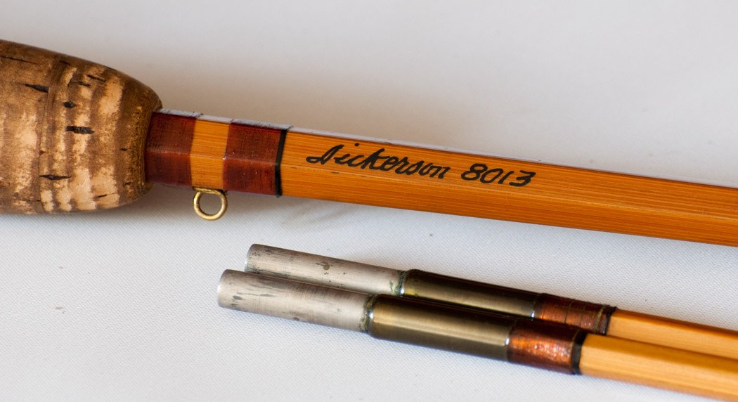 Lyle Dickerson -- Model 8013 Bamboo Rod