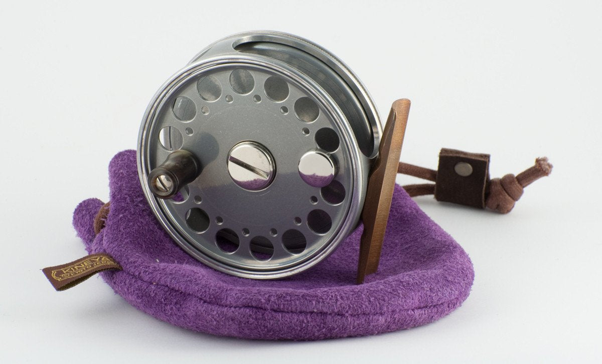 "Kineya Model 301A ""Classic"" Limited Edition Fly Reel - LHW Mint"