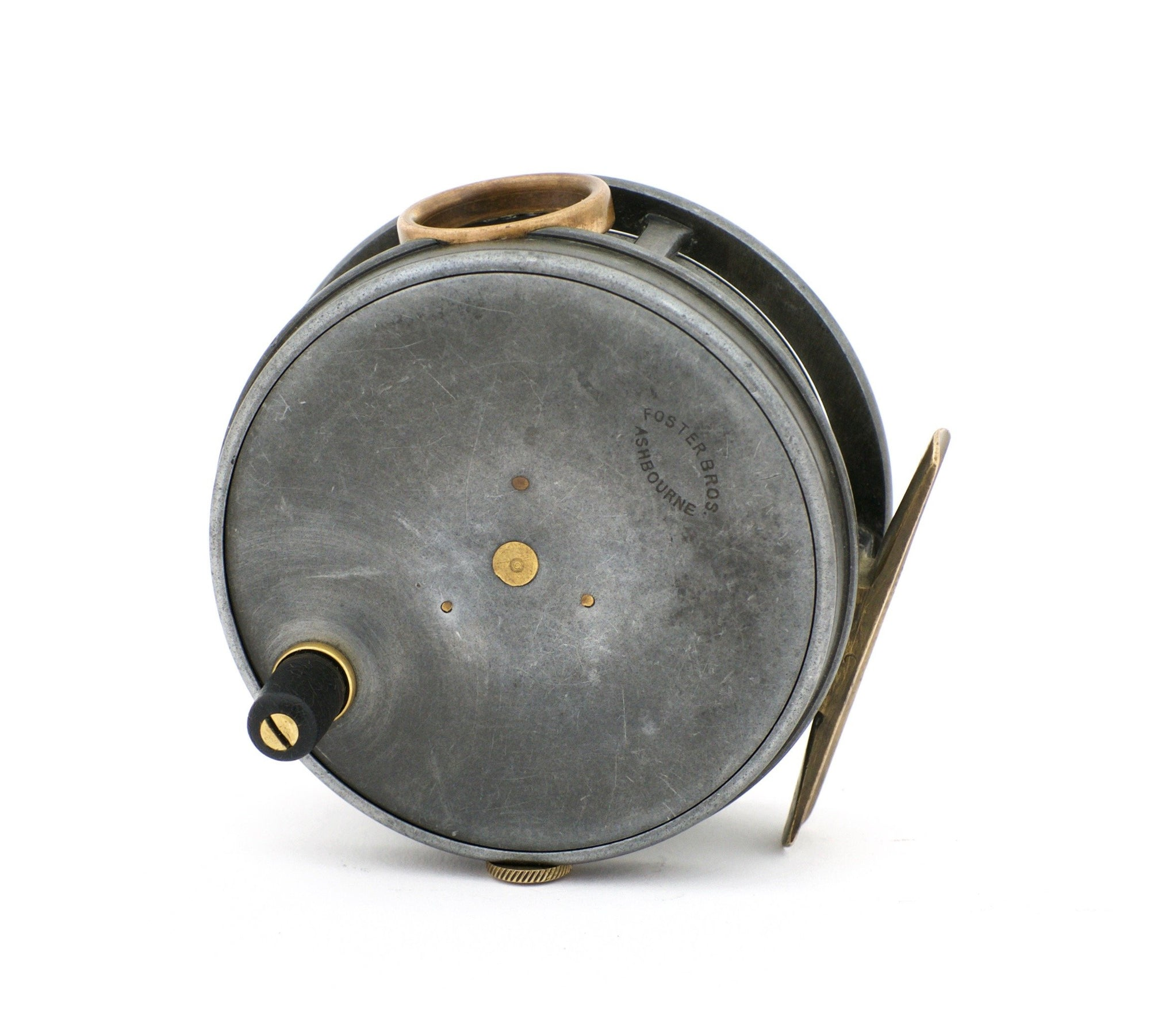 "Dingley Perfect 3 1/8"" LHW Fly Reel"
