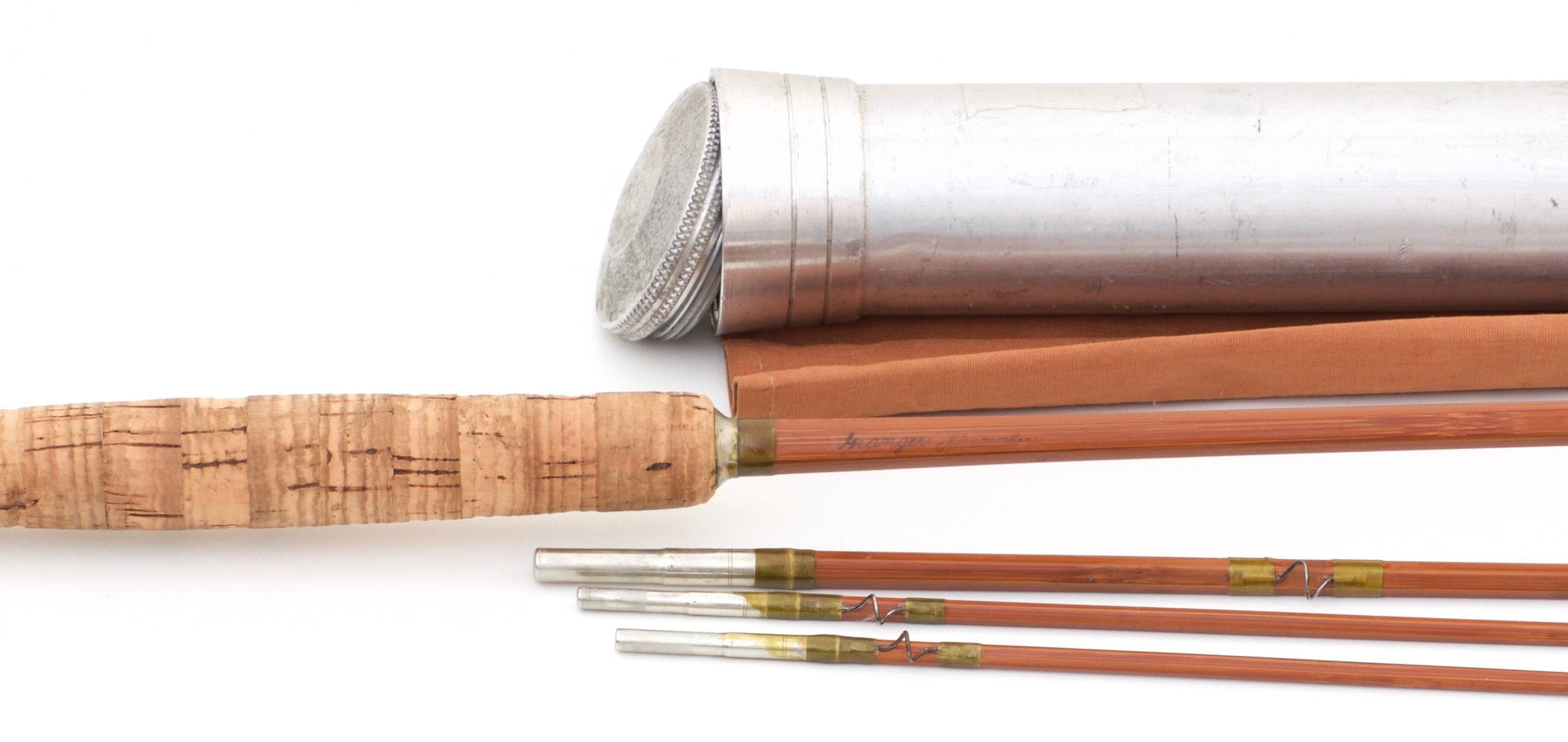 Wright & McGill Granger Special Model 8040 Bamboo Rod