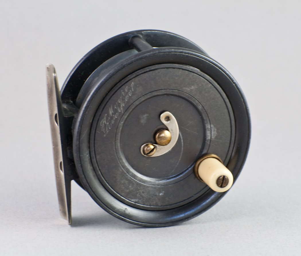 "Dingley Fly Reel 2 3/4"" - horseshoe latch"