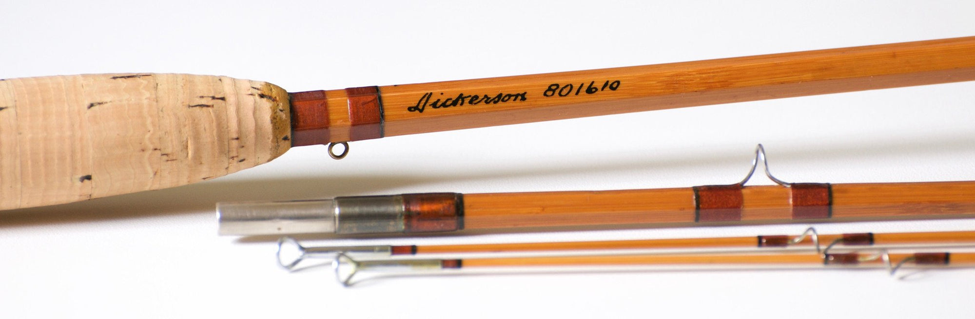 Lyle Dickerson -- Model 801610 Bamboo Rod