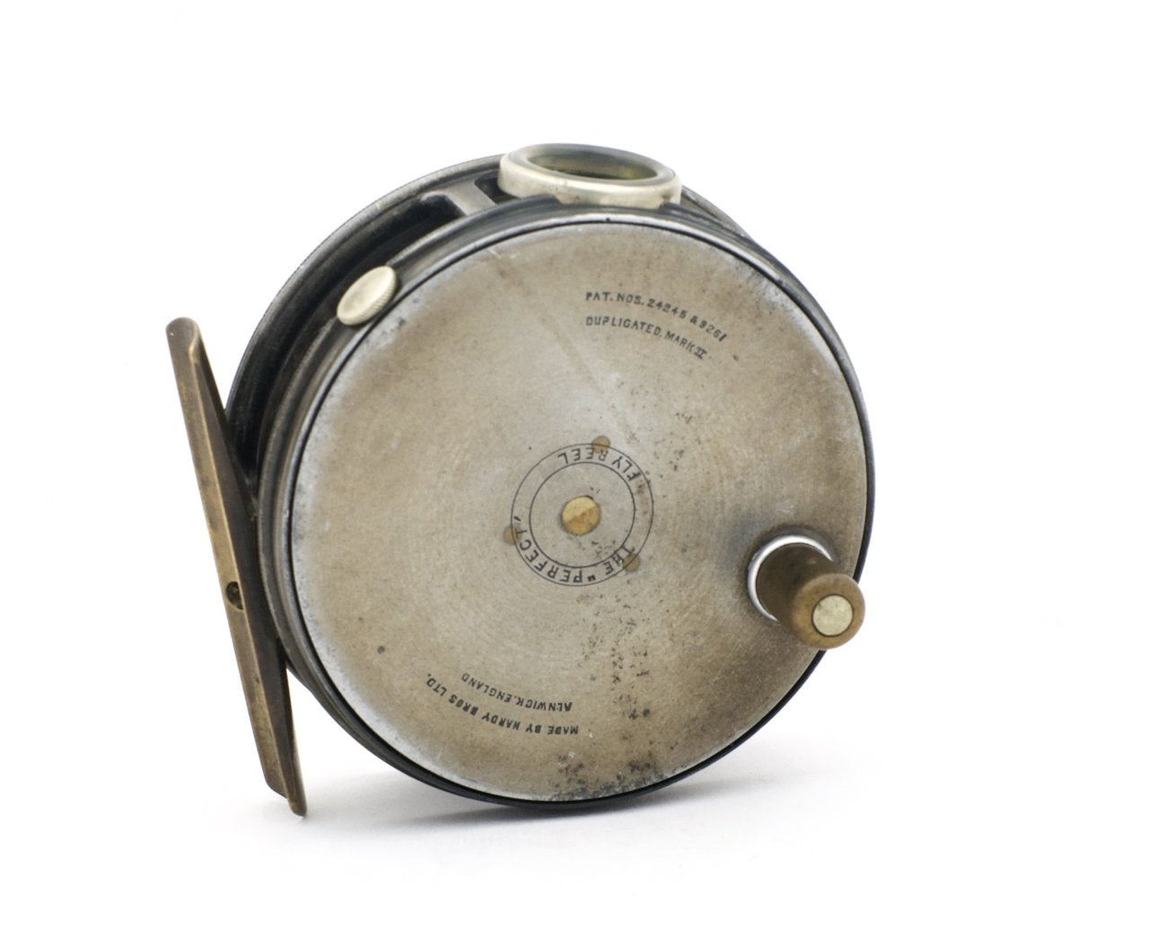 "Hardy Perfect 3 7/8"" Fly Reel"