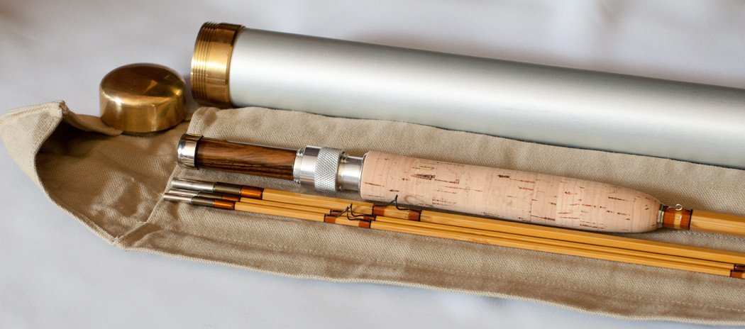 Pickard, John - Dickerson 801510 Limited Edition Bamboo Rod