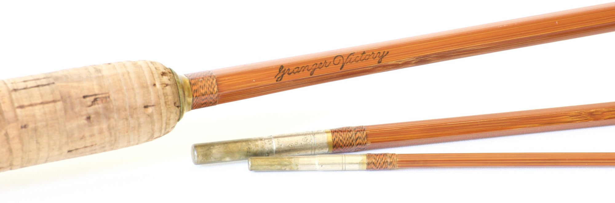 Wright & McGill Granger Victory Model 8040 Bamboo Rod