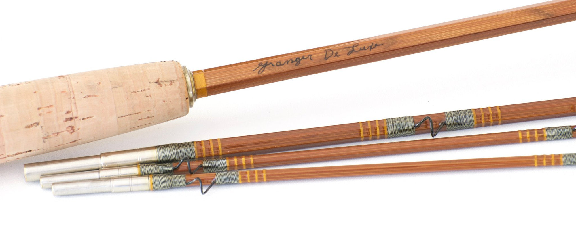 Wright & McGill Granger / Gary Lacey Model 8040 DeLuxe Bamboo Rod