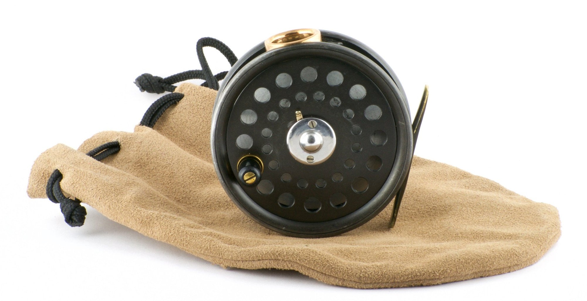 "Dingley Fly Reel 3 1/4"" - St. George-Style LHW!"