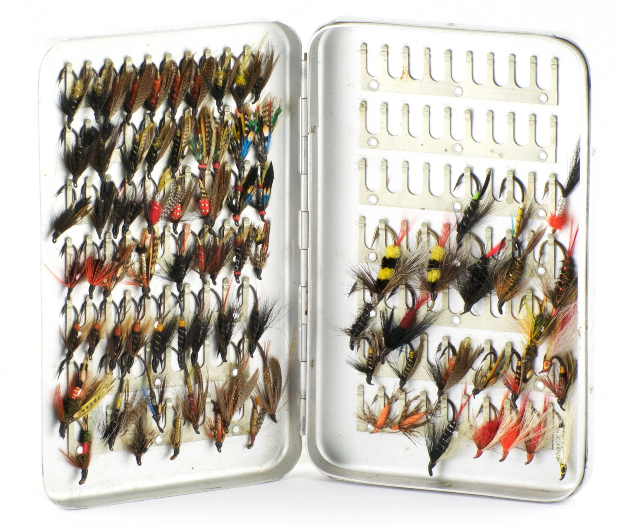Andre Puyans' Personal Fly Box