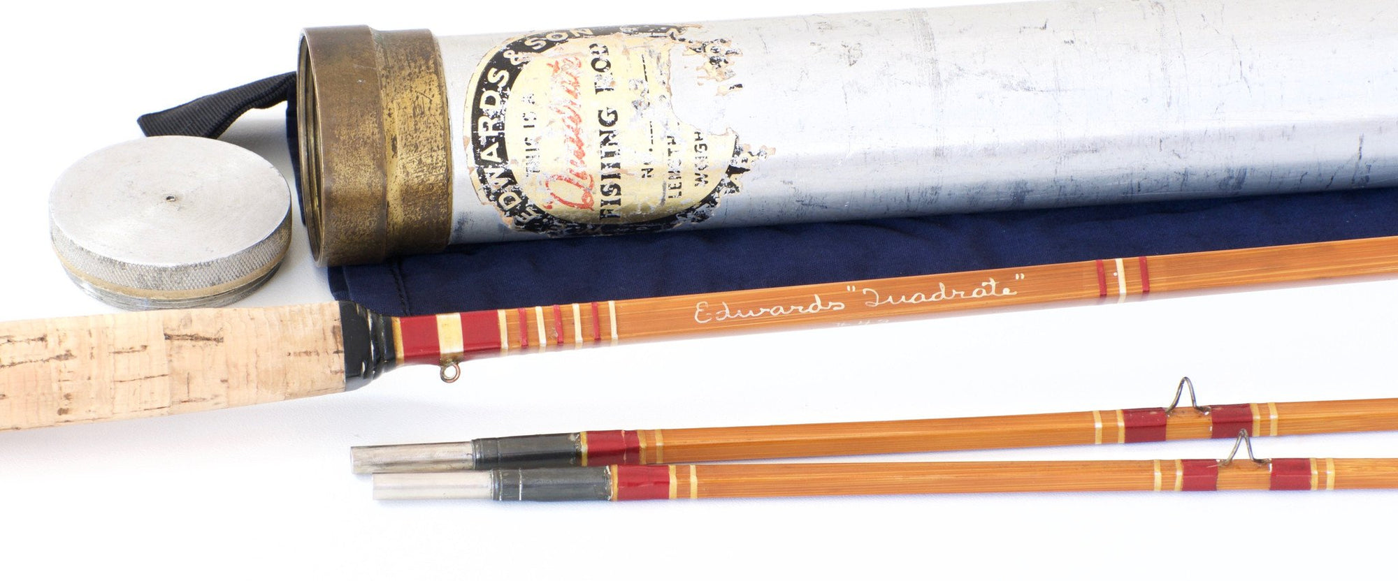 Edwards Quadrate - Model #43 8' Bamboo Rod