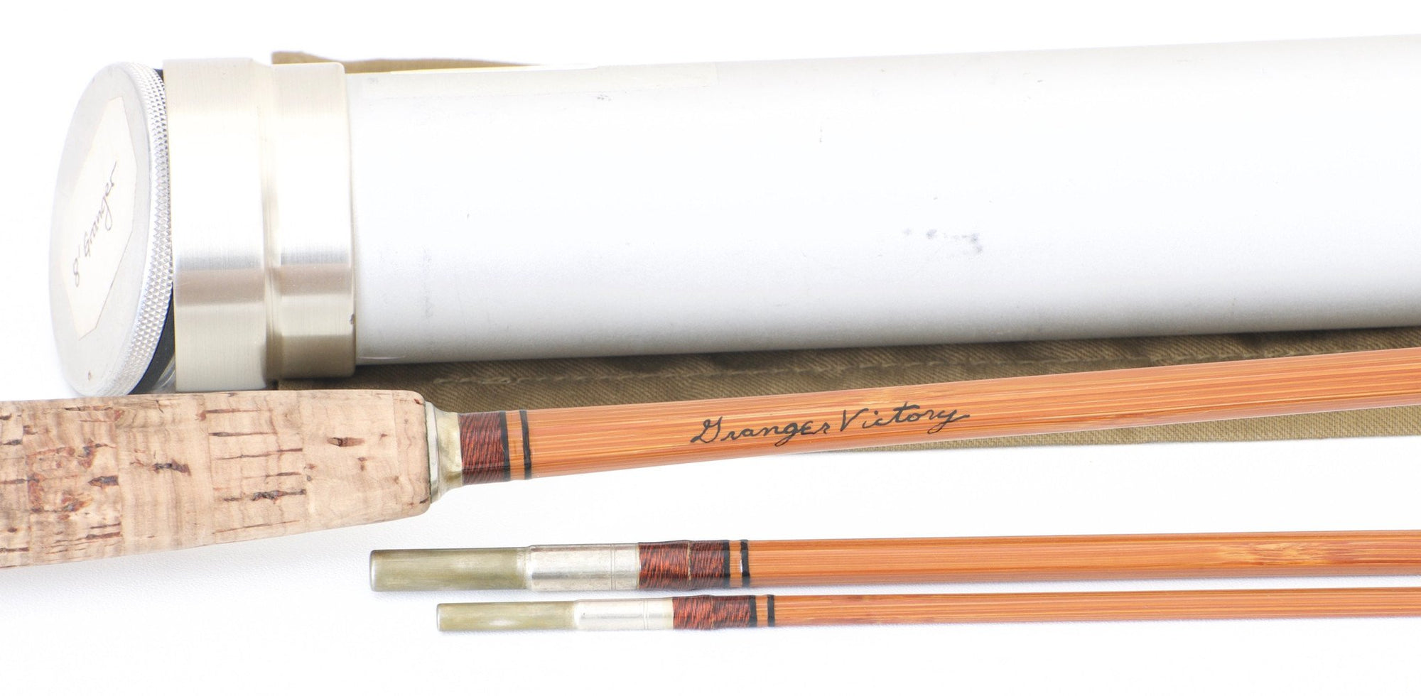 Goodwin Granger Victory Model 8040 Bamboo Rod