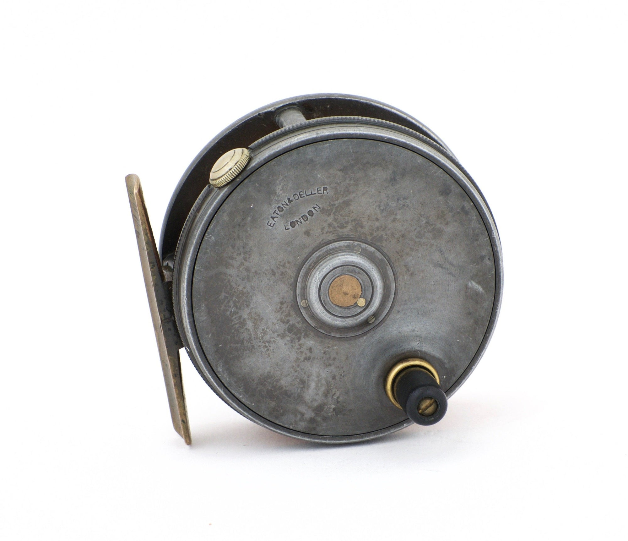 "Dingley Fly Reel 3"" Perfect Style - Eaton & Deller"