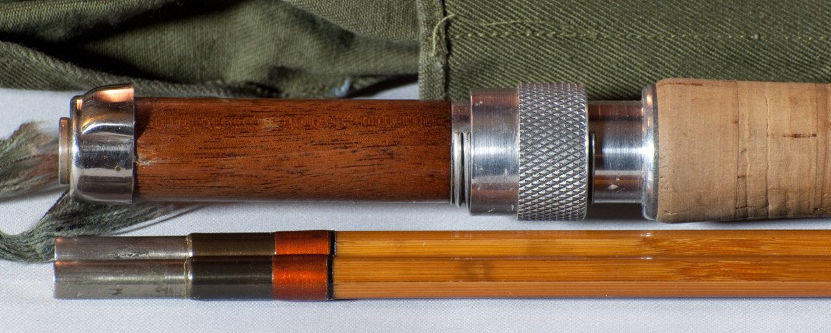 Lyle Dickerson -- Model 9016 Bamboo Rod