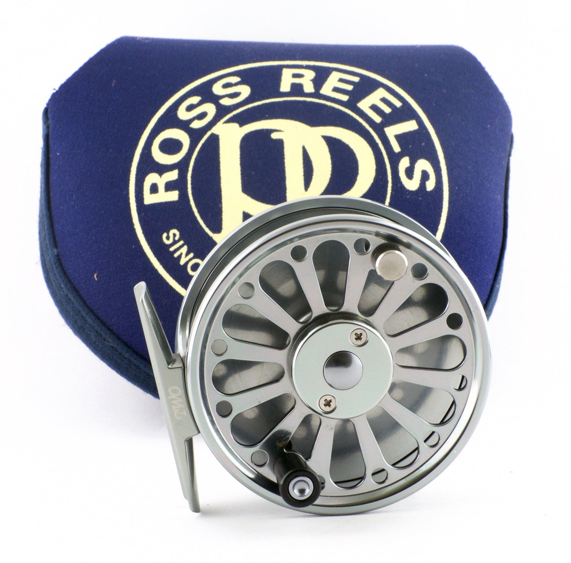 Ross San Miguel 2 Fly Reel - 25th Anniversary Platinum Edition