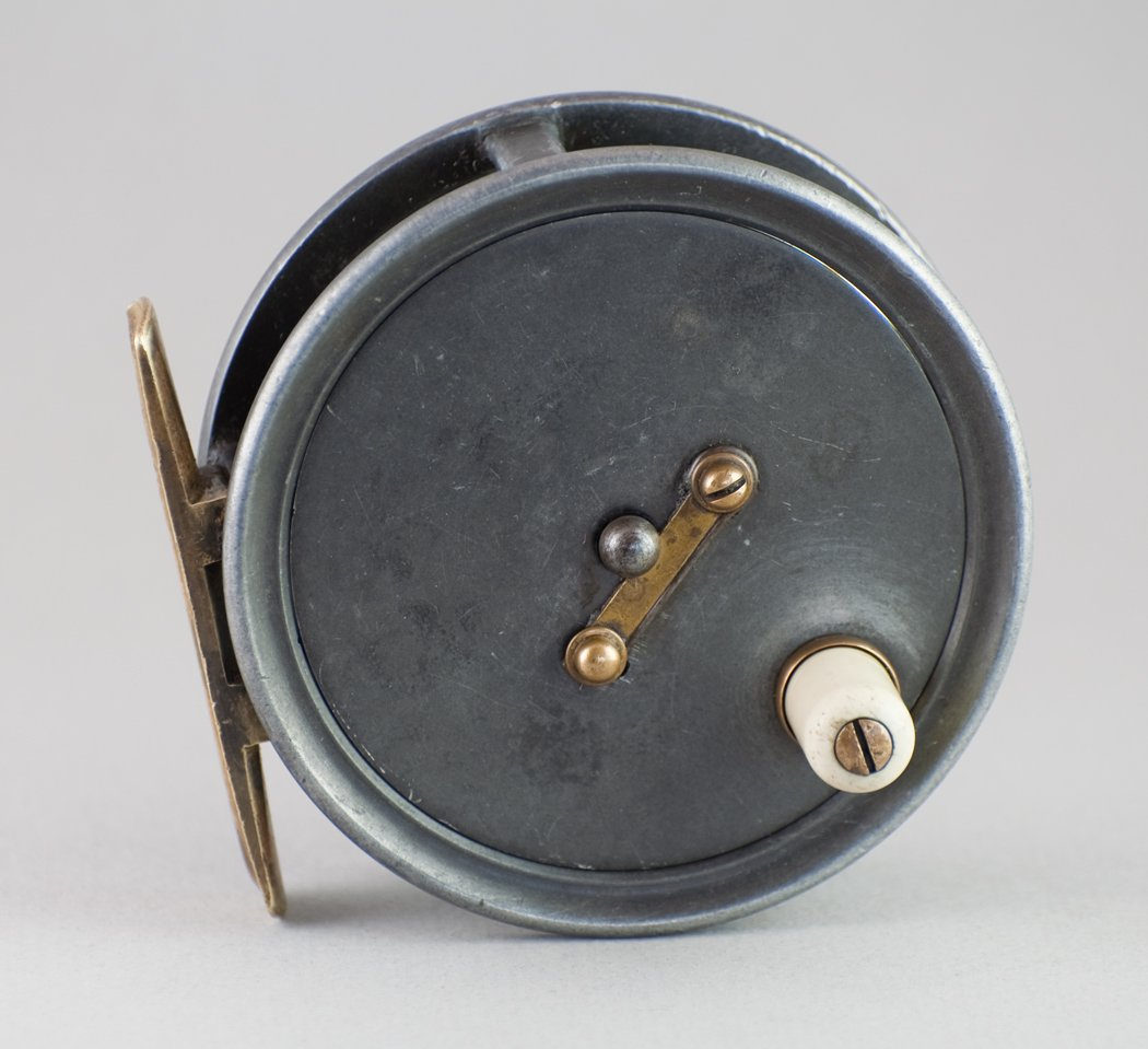 "Dingley Fly Reel 3 1/4"" - Straight Latch"