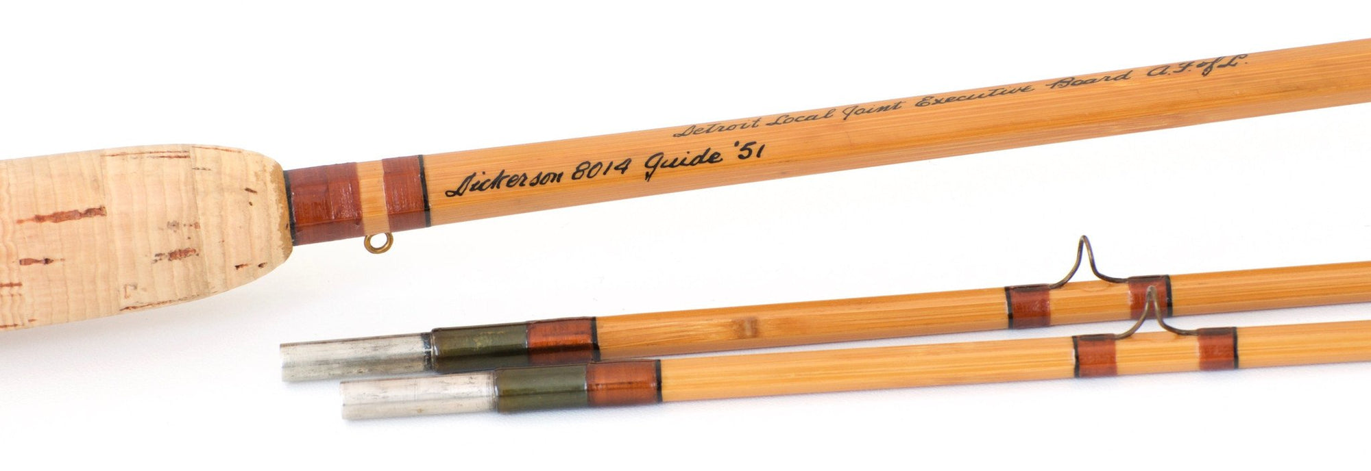 Lyle Dickerson -- 8014 Guide Presentation Rod