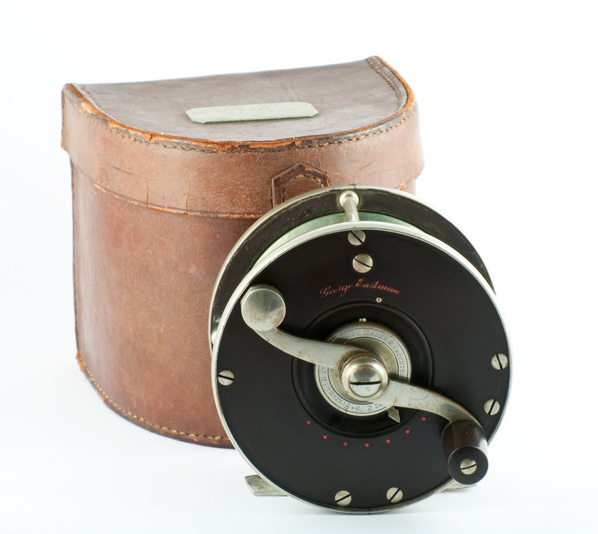 Vom Hofe, Edward - George Eastman's Model 423 Fly Reel - Size 4/0
