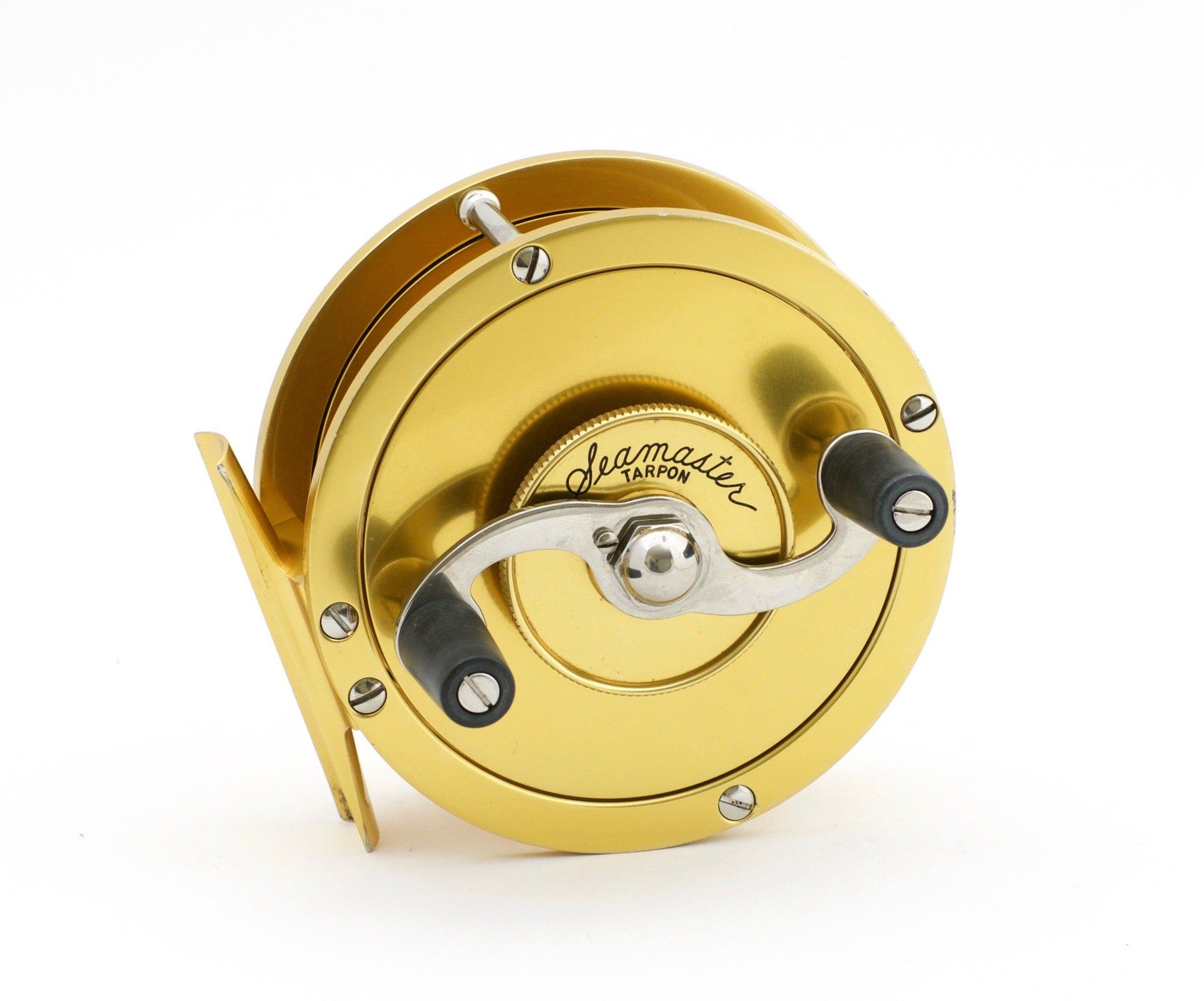 Seamaster 1st Model S-Handle Tarpon Fly Reel
