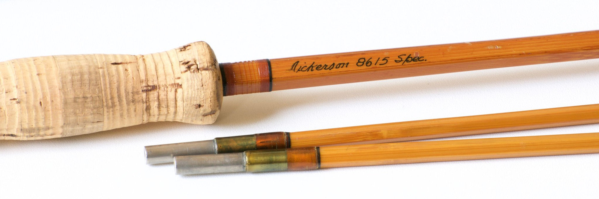 Lyle Dickerson -- Model 8615 Special Bamboo Rod