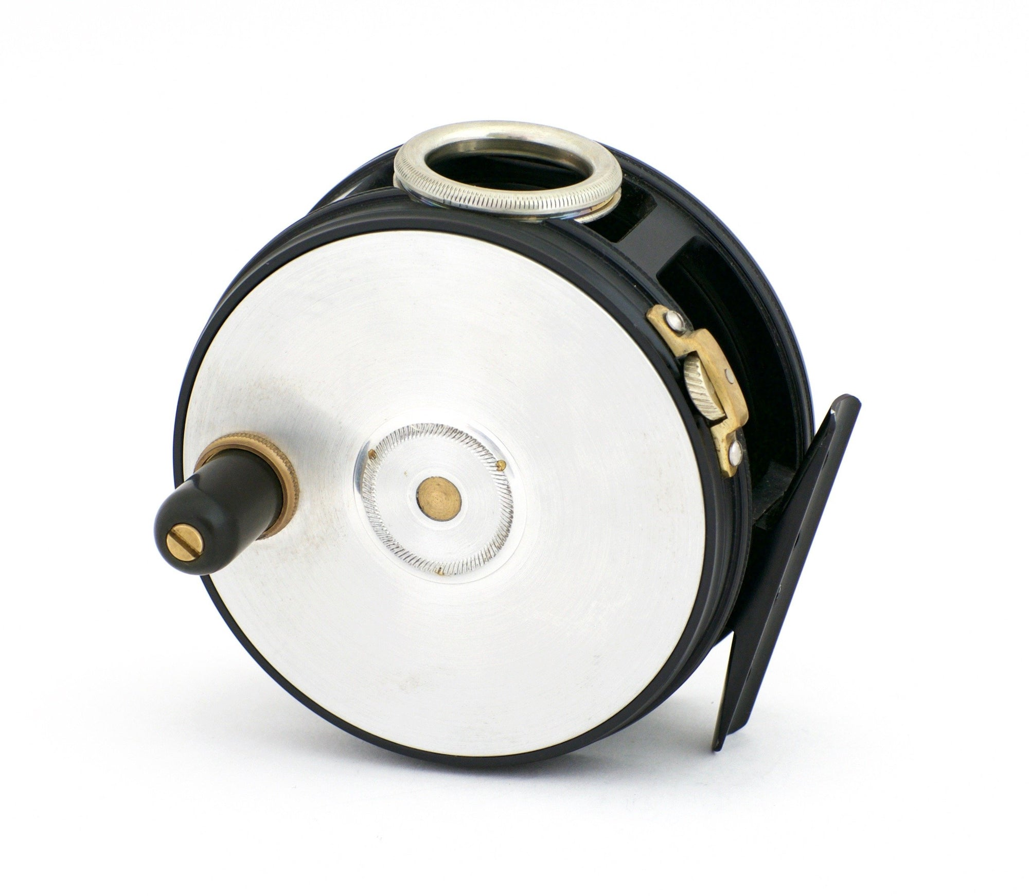 "Henshaw, Chris - 3 3/4"" Perfect-Style Fly Reel"