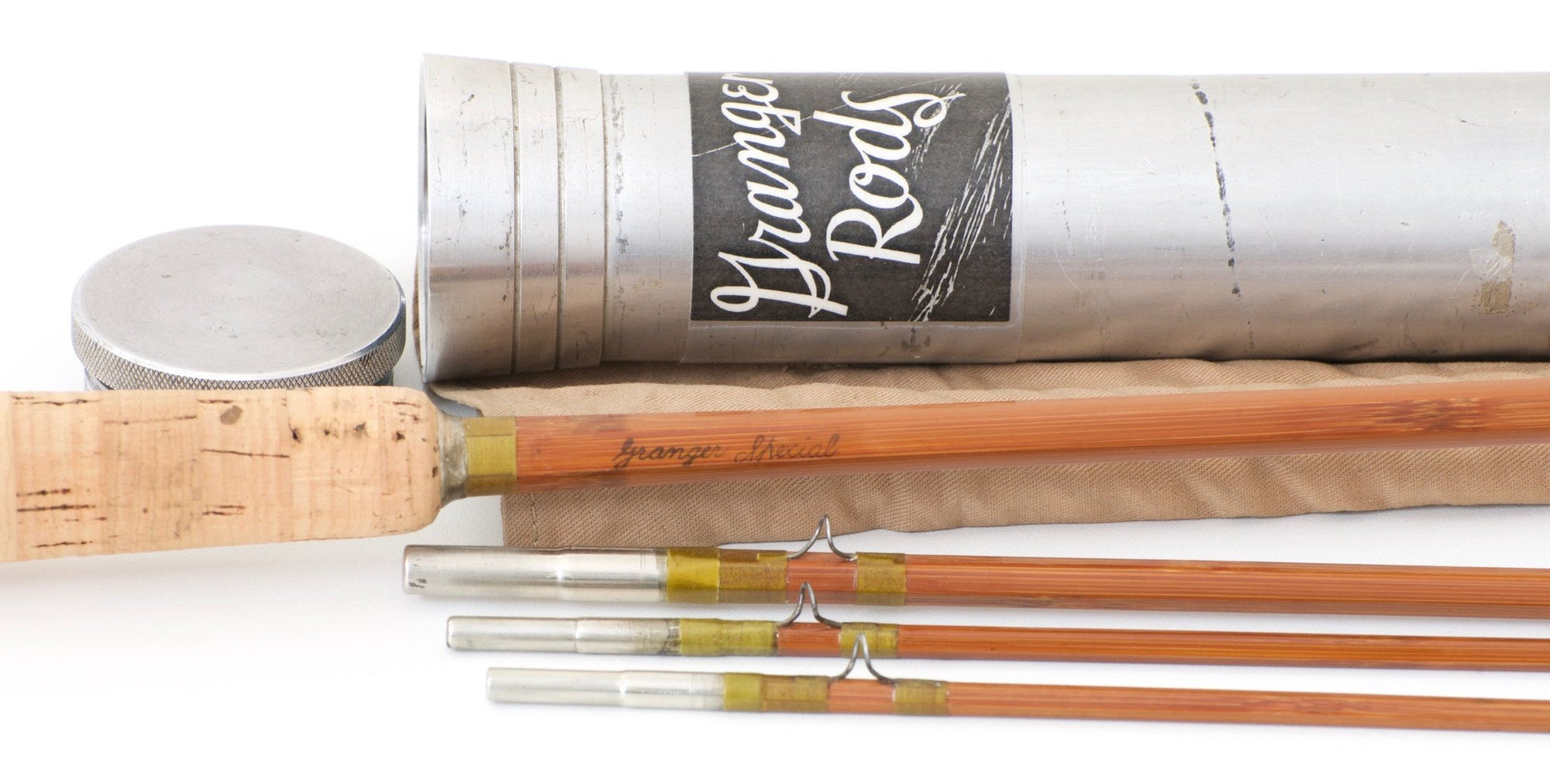 Goodwin Granger - Special Model 9050 Bamboo Rod