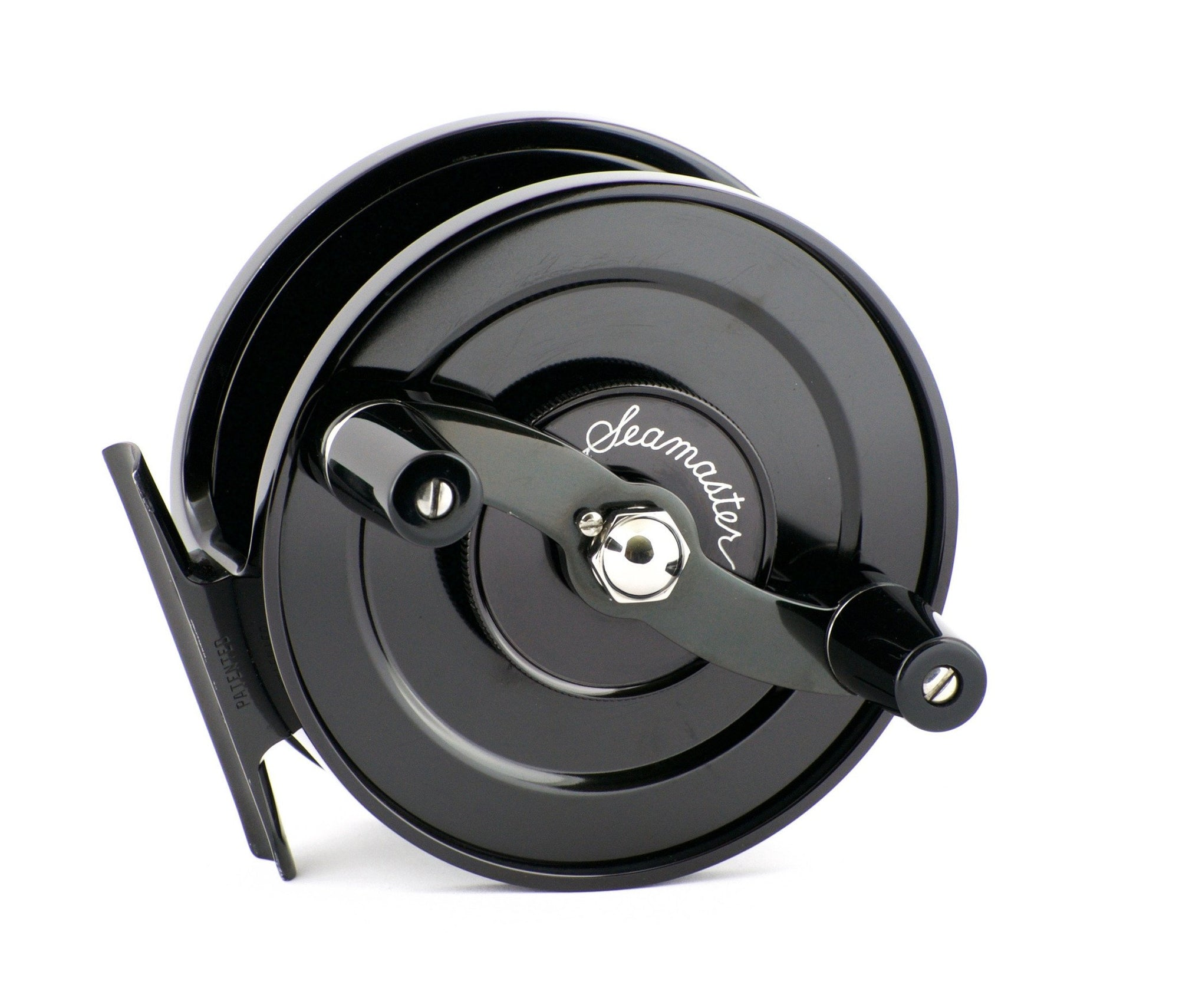 Seamaster Dual Mode Fly Reel - Mark III (LHW) All Black