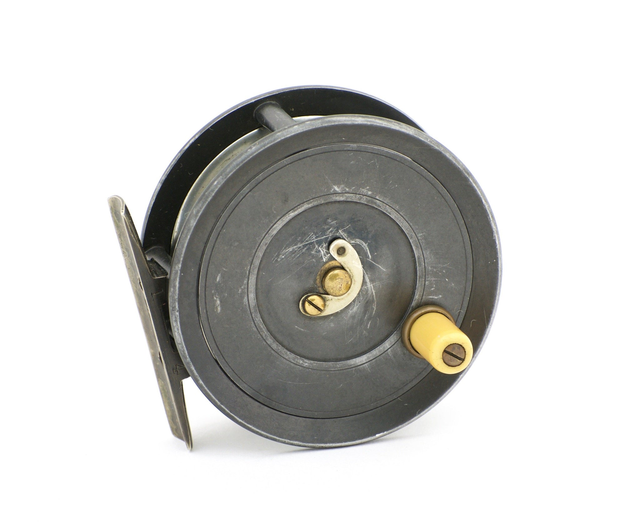"Dingley Fly Reel 3"" Horseshoe Latch - William Mills & Son"