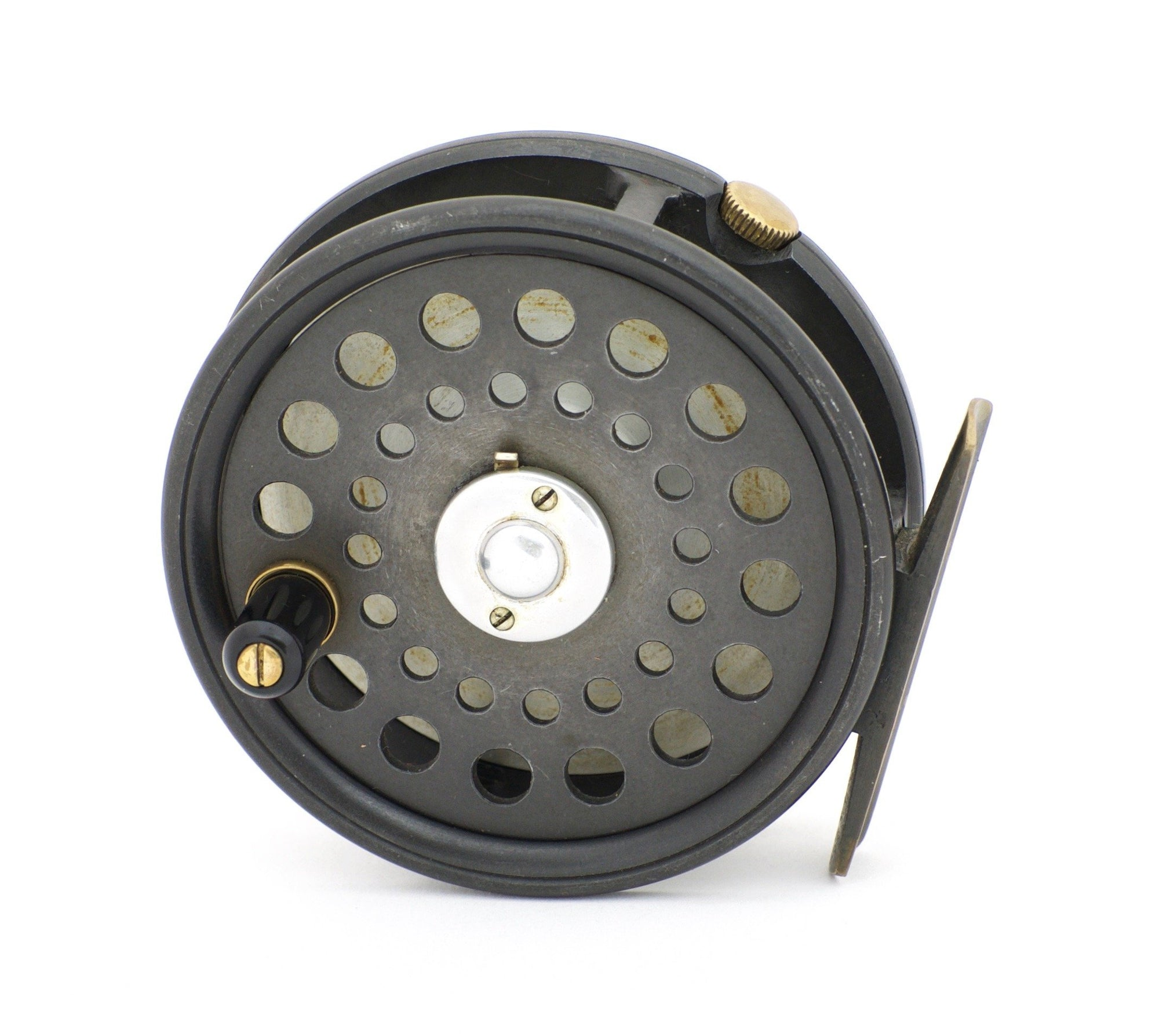 "Dingley Fly Reel 3 1/4"" St. George Style"