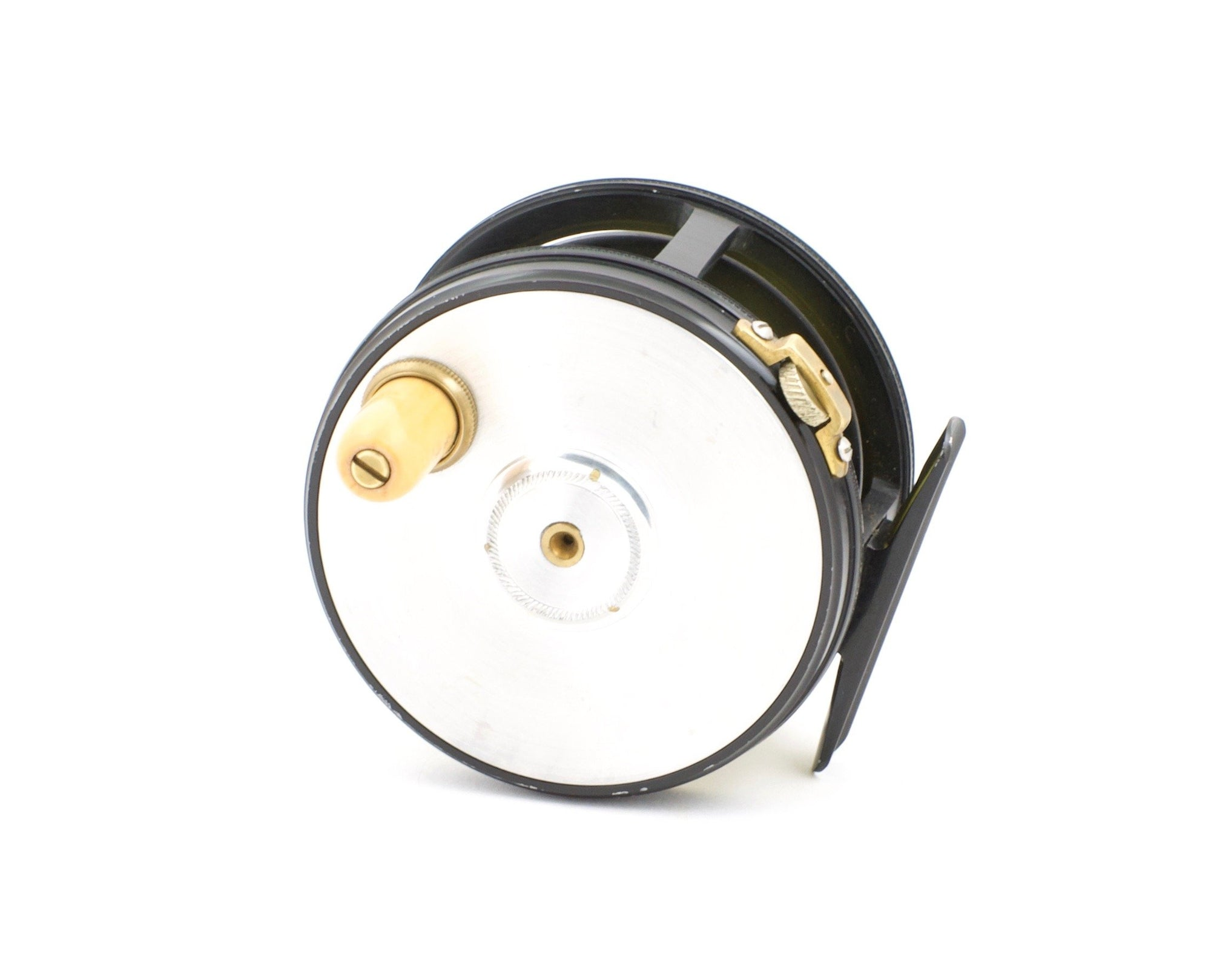 "Henshaw, Chris - 3 1/2"" Perfect-Style Fly Reel"