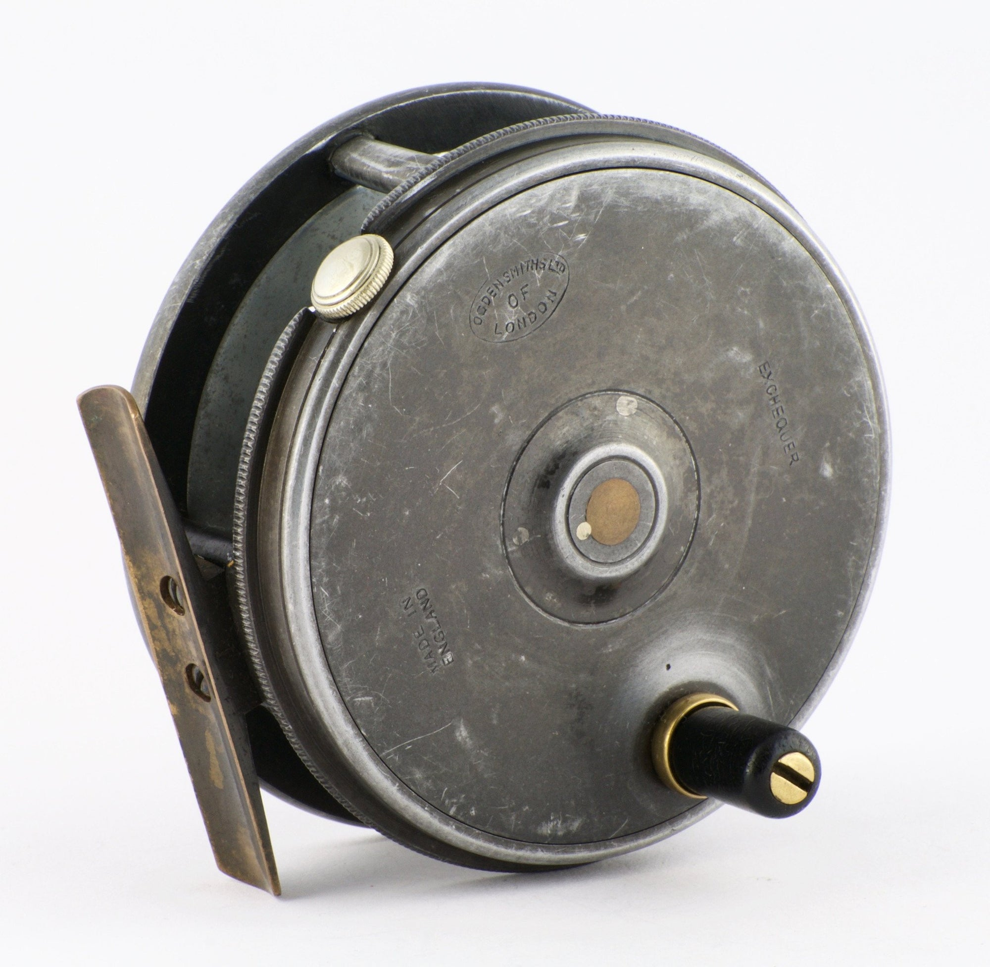 "Dingley Fly Reel 3 1/2"" - Perfect Style"