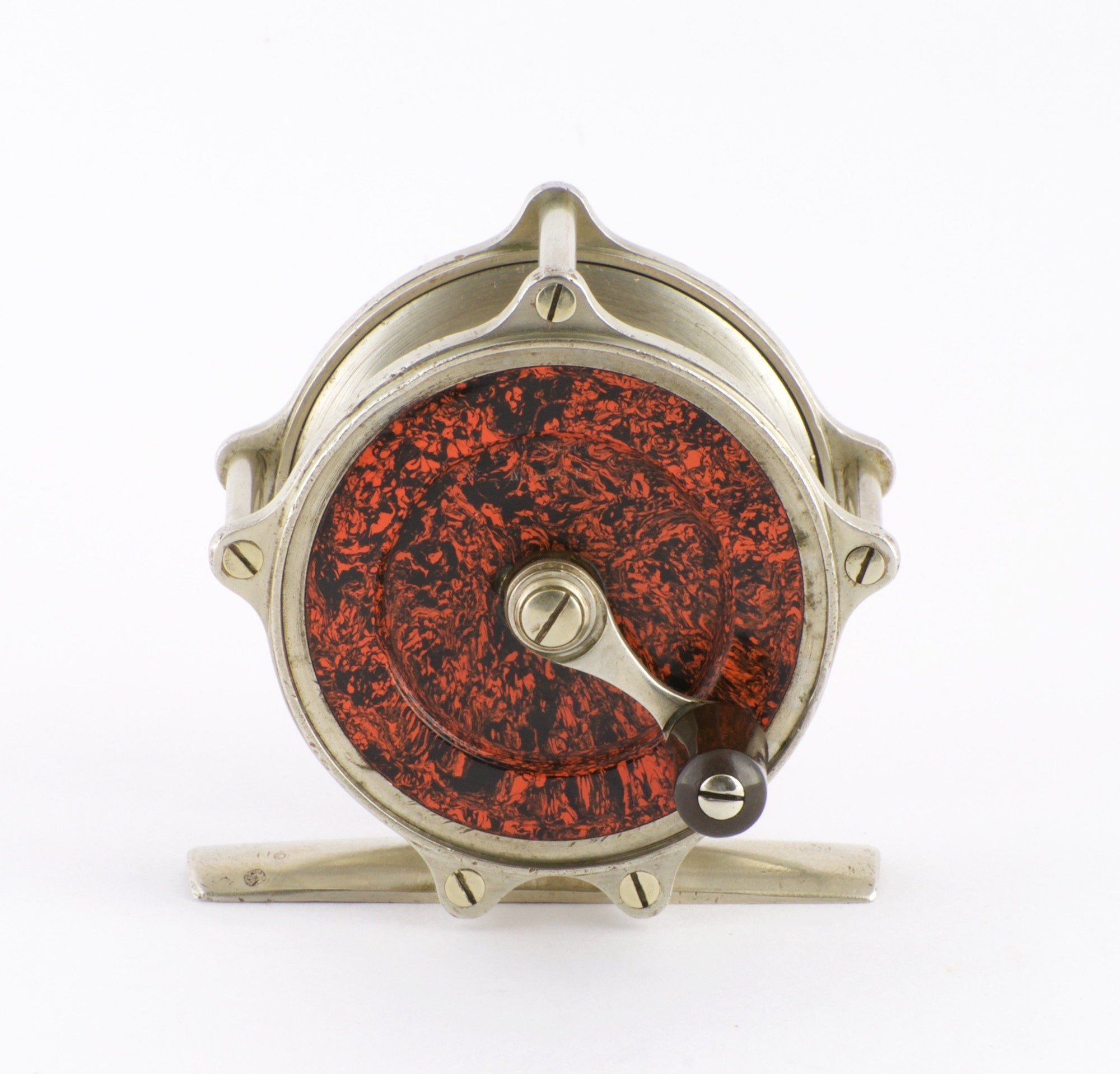 Philbrook & Paine Marbleized Trout Fly Reel