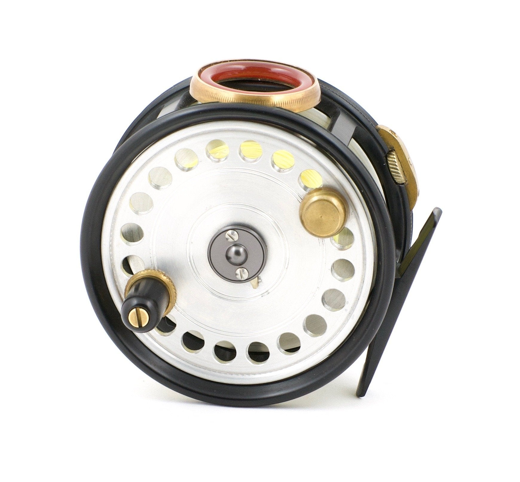 "Henshaw, Chris - 3 3/4"" St. George-style Fly Reel"