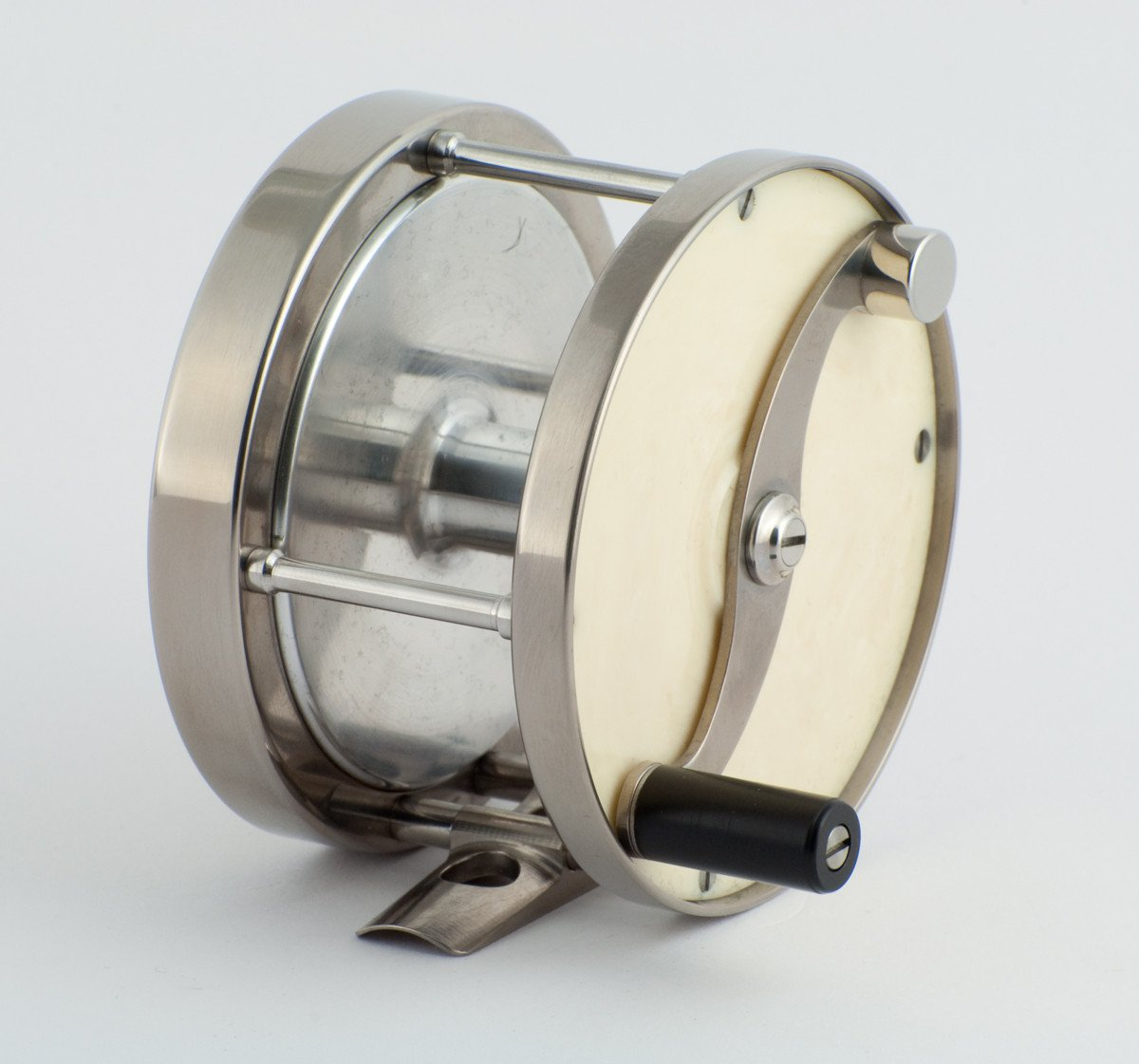 Noel, Maurice - Titanium trout reel (Model 150)