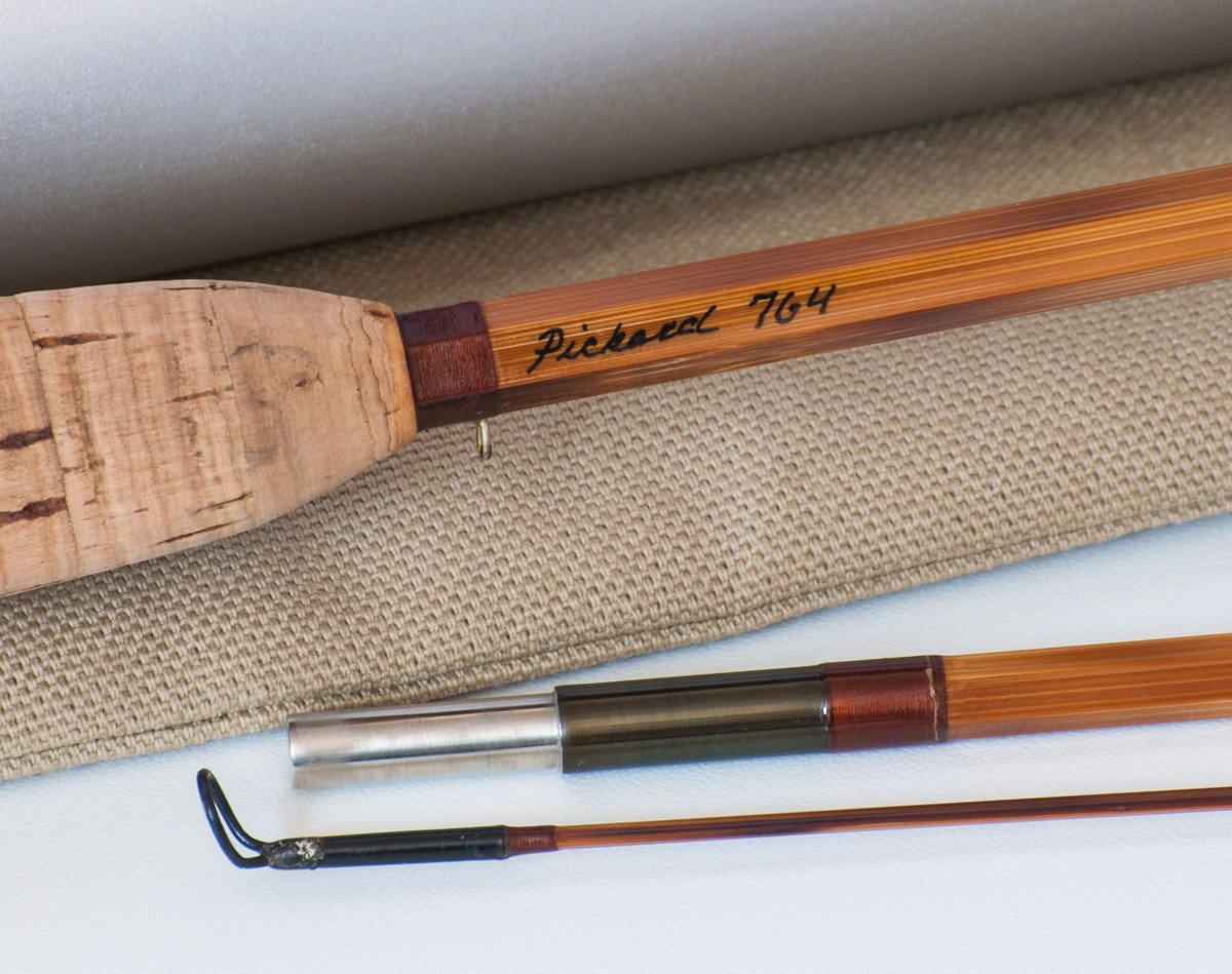 Pickard, John - Model 764 (Perfectionist) Bamboo Rod