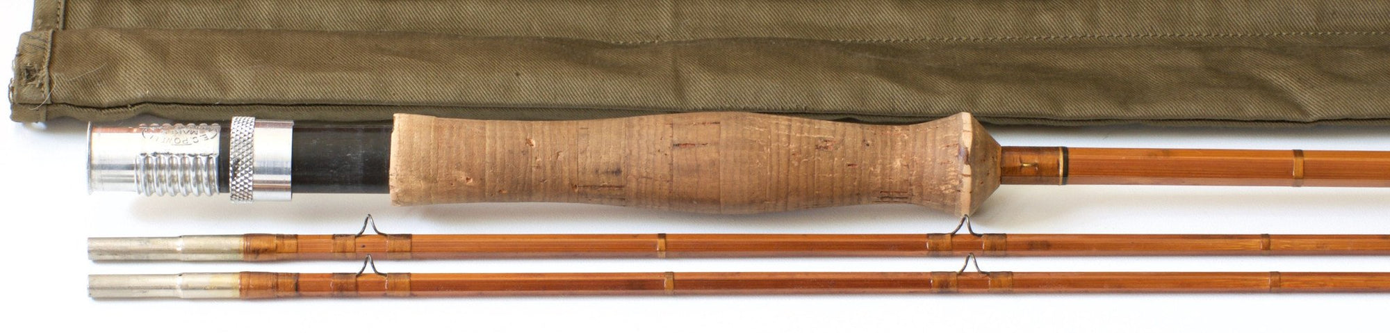 Powell, E.C. -- 9' 2/2 Bamboo Rod