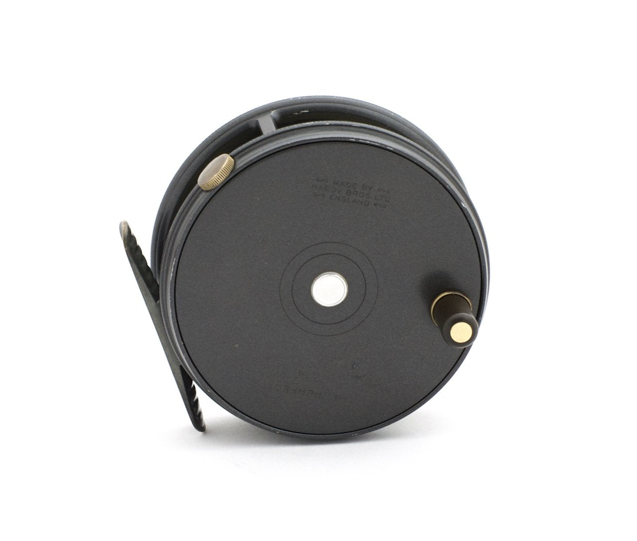 "Hardy Perfect 3 3/8"" Fly Reel"