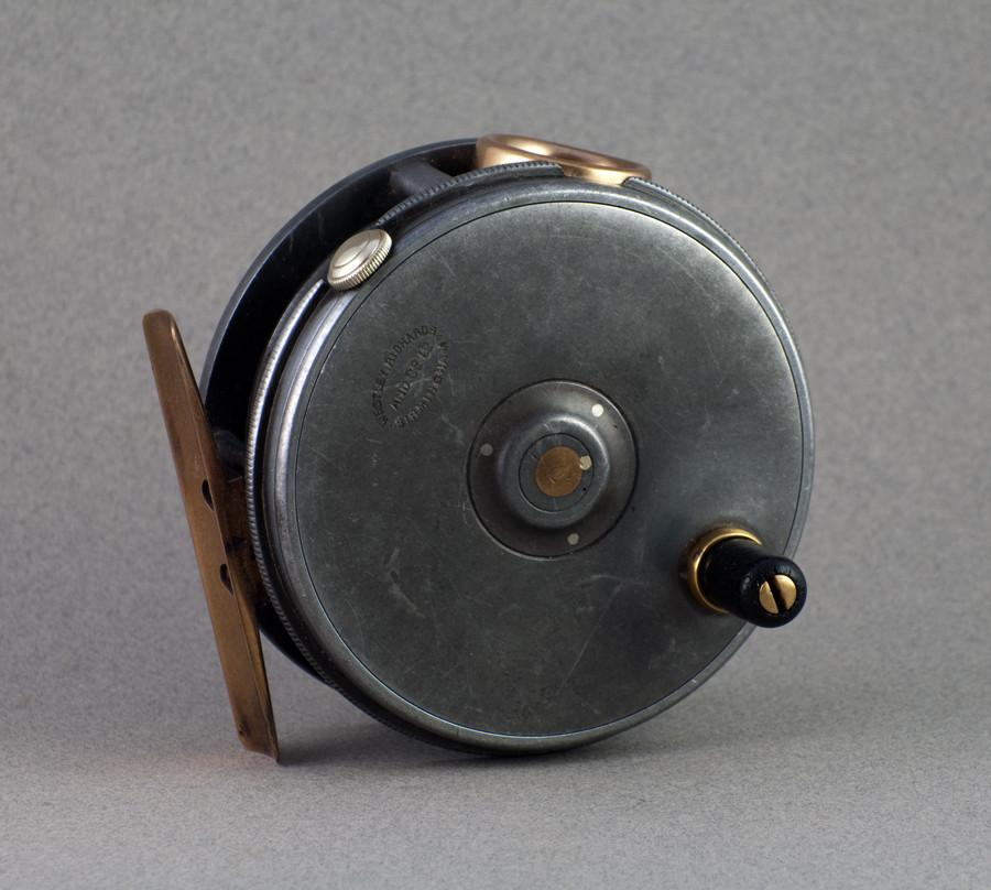 "Dingley Fly Reel 3 3/8"" Perfect Style - Westley Richards"