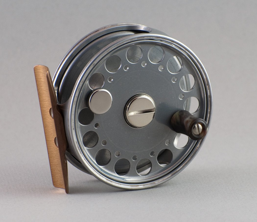 "Kineya Model 301A ""Classic"" Limited Edition Fly Reel"