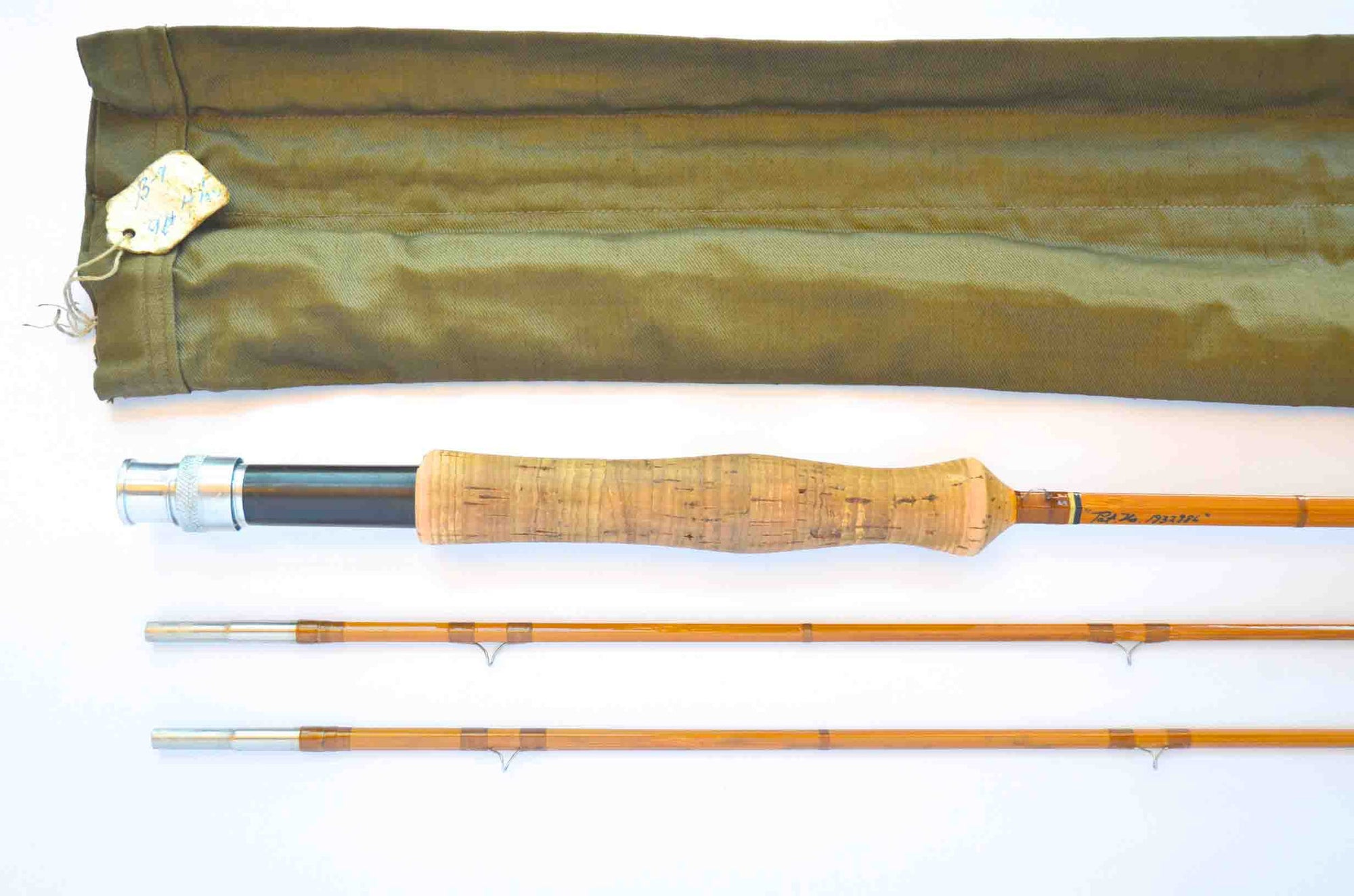 Maslan Powell Fly Rod 9' 2/2 #5/6