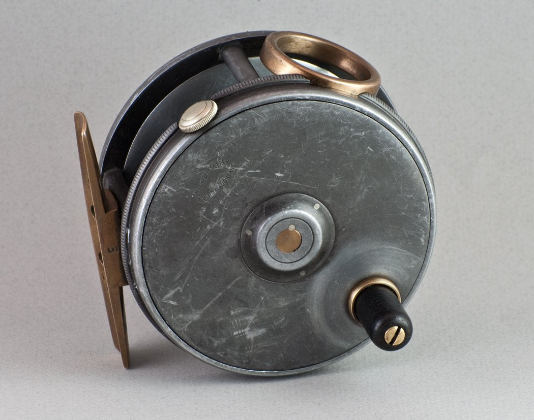 "Dingley Fly Reel 3 3/4"" Perfect Style - Cummins"