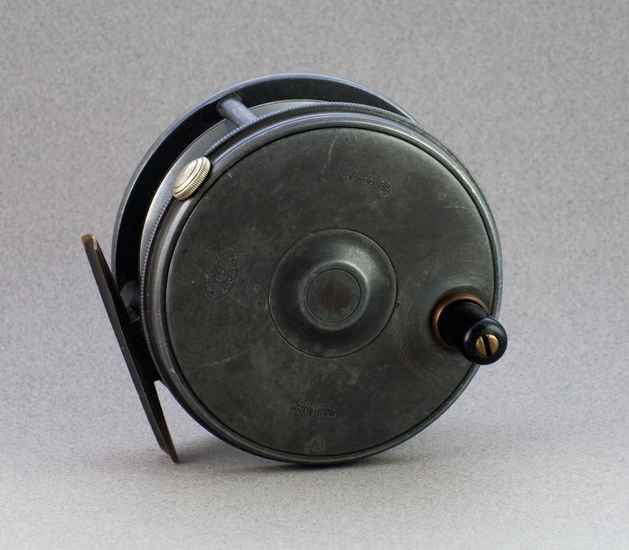 "Dingley Fly Reel 3 3/4"" Perfect Style - Ogden Smith Exchequer"